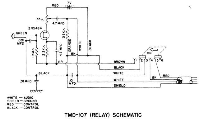 Astatic D-104 Microphoneselecurls.tripod.com