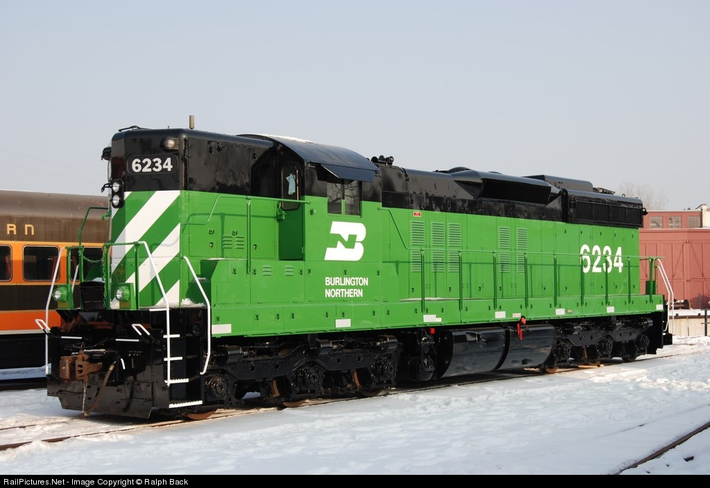 Burlington & Northern